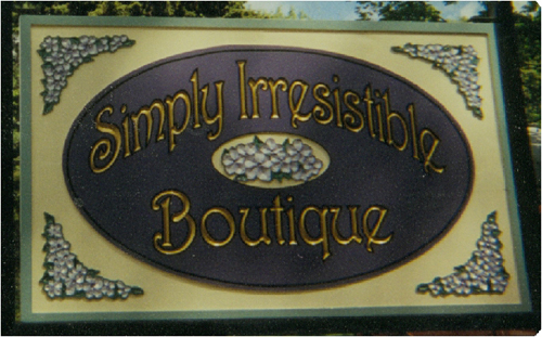 Simply Irrestible