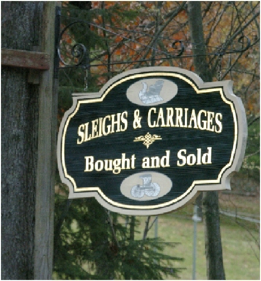 Sleighs & Carriages
